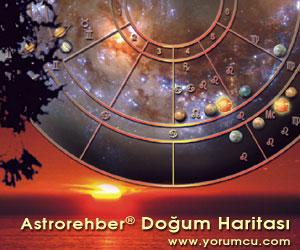 ücretsiz Yıldız Haritası Astrorehber